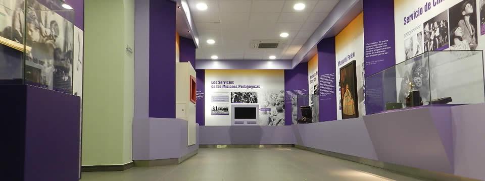 Un Museo diferente donde podrás conocer la fascinante historia de los hombres y mujeres que hicieron posible las Escuelas Viajeras o Misiones Pedagógicas