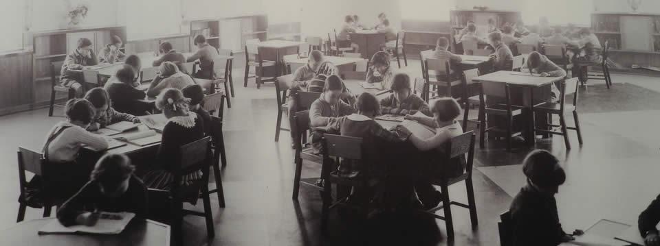 Museo en Cáceres sobre la educación en la republica