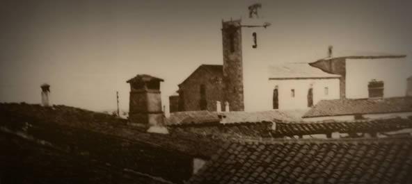 La escuela franquista en Navas del Madroño-image