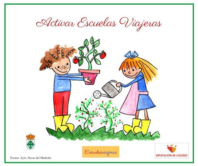 Proyecto Activar Escuelas Viajeras