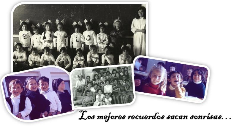 """Exposición """"Recuerdos del colegio"""""""