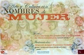 """Exposición """"Arte y Cultura con Nombres de Mujer""""-image"""
