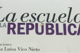 """EXPOSICIÓN DE GRABADOS """"LA ESCUELA DE LA REPÚBLICA""""-image"""