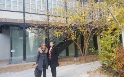 """Visita institucional: Escuelas Viajeras en """"Estudio"""""""
