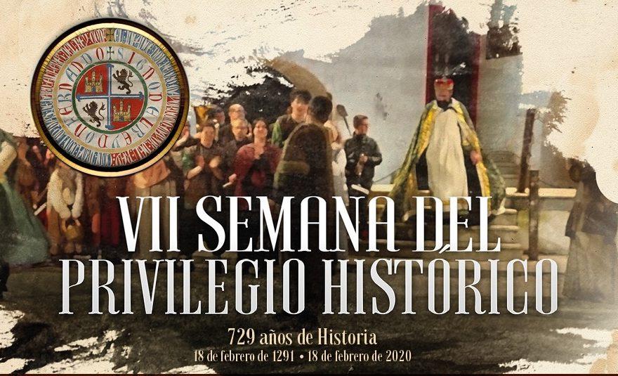 VII Semana del Privilegio Histórico